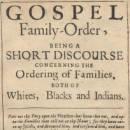 Gospel Family-Order