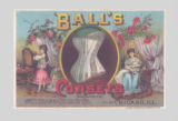 Ball's Health Preserving Corsets