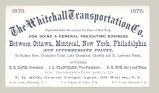 The Whitehall Transportation Co.
