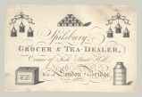 Spilsbury, Grocer & Tea-Dealer