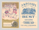 Best Six-Cord Thread (J. & P. Coats)