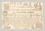 J. Edmonds's Cut Glass Manufactory