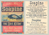 Soapine: The Dirt Killer