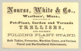 Pot-Plant, Garden and Veranda (Nourse, White & Co.)