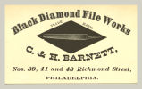Black Diamond File Works (G. & H. Barnett)