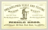Philadelphia Scale and Testing Machine Works
