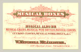 Musical Boxes (W. Mitchell McAllister)