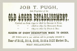 Old Auger Establishment (Job T. Pugh)