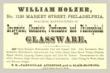 Druggists, Chemists, Perfumers and Philosophical Glassware (William Holzer)