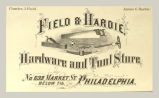 Hardware and Tool Store (Field & Hardie)