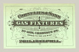 Gas Fixtures (Cornelius & Sons)
