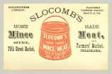 Homemade Mince Meat (Slocomb)