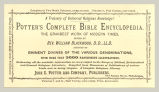 Potter's Complete Bible Encyclopedia (John E. Potter & Co.)