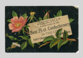 Inscho, Manufacturer of the Best 25 ct. Confectionery in the City