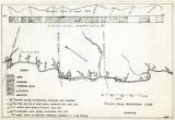 Traverse along Wissahickon Creek General trend of major folds. Structure section, elevation...