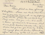 Letter from M. Carey Thomas to Mary Garrett, July 00, 1879