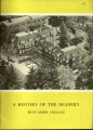 A History of the Deanery, Bryn Mawr College
