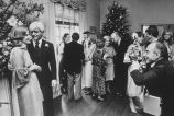 Anglo-American Wedding, New York, NY, 1977