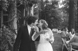 Anglo-American Wedding, Mt. Kisco, NY, 1981