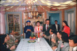 Vietnamese Wedding, Alameda, CA, 1989