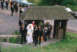 Ukrainian Wedding, Hunter, NY, 1973