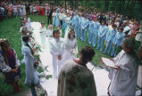 Ukrainian Wedding, Kerhonksen, NY, 1975