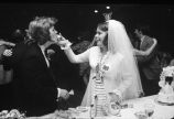 Swedish Wedding, Staten Island, NY, 1973
