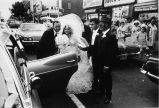 Puerto Rican Wedding, New York, NY, 1971