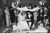 Persian Wedding, San Francisco, CA, 1989
