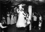 Puerto Rican Wedding, New York, NY, 1973