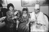 Moroccan Jewish Wedding, Forest Hills, NY, 1995