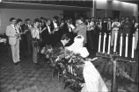 Latvian Wedding, Cleveland, OH, 1991