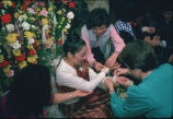 Laotian Wedding, Huntington, NY, 1984