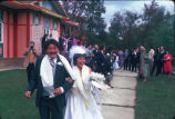 Kalmyk Wedding, Freewood Acres, NJ, 1985