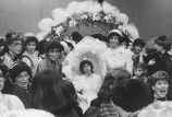 Jewish Wedding (Munkacz Hasidic), New York, NY, 1984
