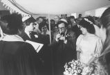 Jewish Wedding, Dobbs Ferry, NY, 1982