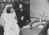 Jewish Wedding (Lubavitch Hasidic), Crown Heights, NY, 1990