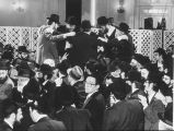 Jewish Wedding (Lubavitch Hasidic), Crown Hghts, NY, 1984