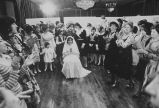 Jewish Wedding (Satmar Hasidic), Williamsburg, NY, 1975