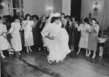 Jewish Wedding (Lubavitch Hasidic), Crown Heights, NY, 1984