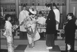 Japanese Wedding, San Francisco, CA, 1987