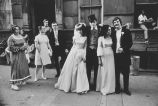 Irish Wedding, New York, NY, 1971
