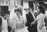 Irish Wedding, New York, NY, 1971-02