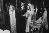 Greek Wedding, Astoria, NY, 1973