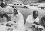 Ethiopian Wedding, Wheaton, MD, 1989