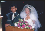 Filipino Wedding, San Francisco, CA, 1988