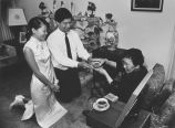 Chinese Wedding, Los Angeles, CA, 1986