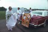Carpatho-Rusyn Wedding, Parma, OH, 1985