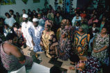 Akan (Ghana) Wedding, Long Island City, NY, 1975