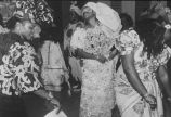 Igbo (Nigeria) Wedding, Bronx, NY, 1990